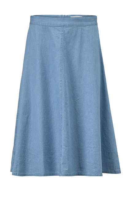 Modstrom Barrett Skirt Vintage Blue