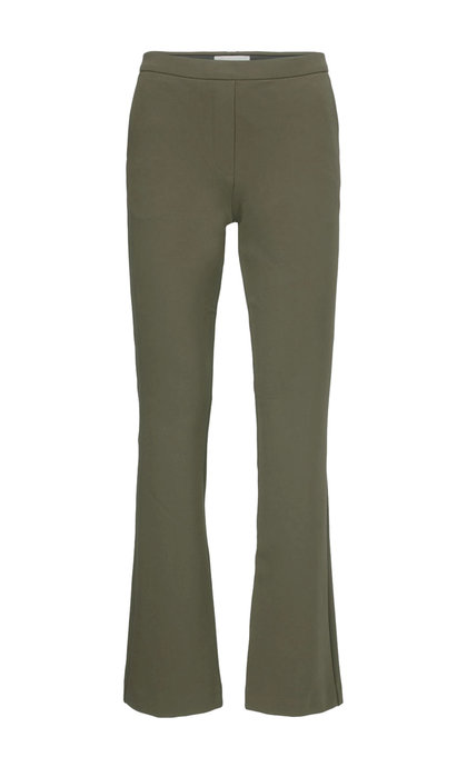 Modstrom Tanny Flare Pants Dark Khaki