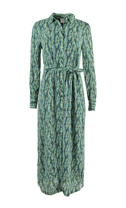 Another Label Sea Dress Moss Snake