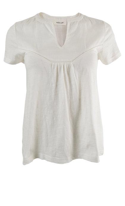Indi & Cold Camiseta Blanco AD600