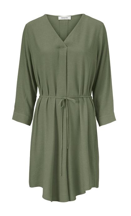 Modstrom Baloo Dress Dark Khaki