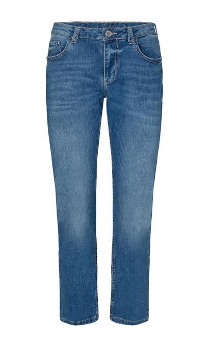 Mos Mosh Sunn Lift Jeans Blue Ankle