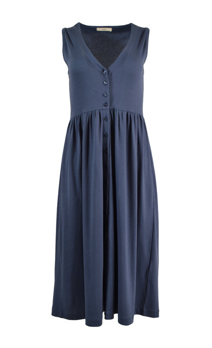 Sessun Keel Blue Marlin Dress Sleeveless