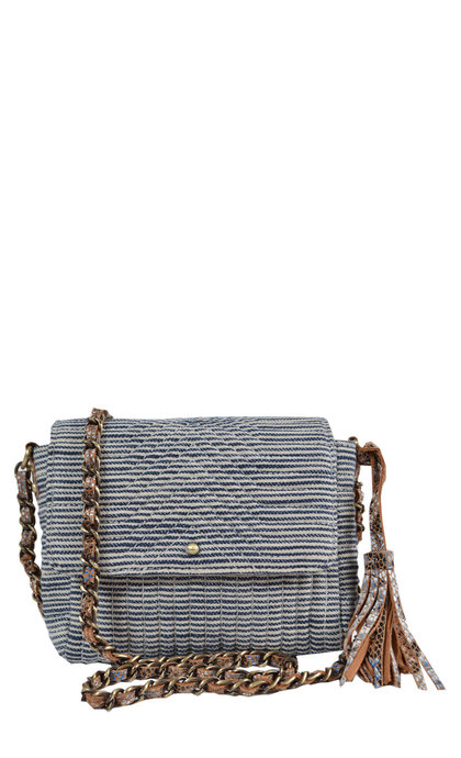 Sessun Joness Stripes Bag