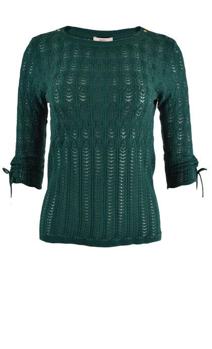 Sessun Flore June Green Knit