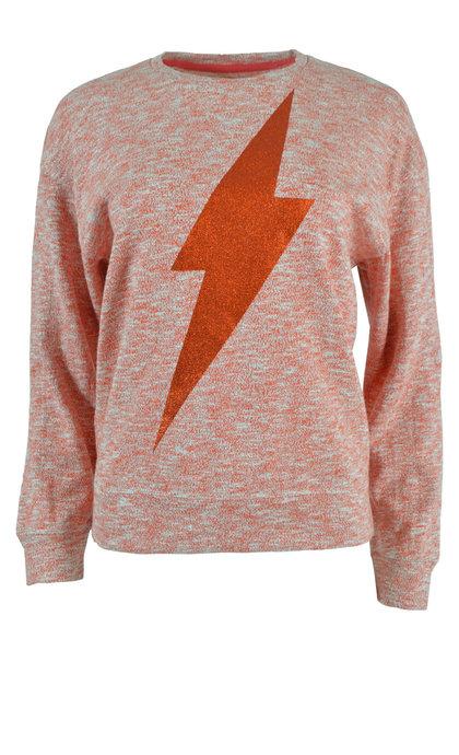 MKT Studio Softy Sweatshirt Corail