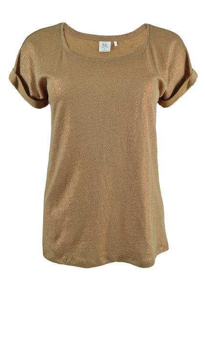 Marie Sixtine Angela T-shirt Bronze