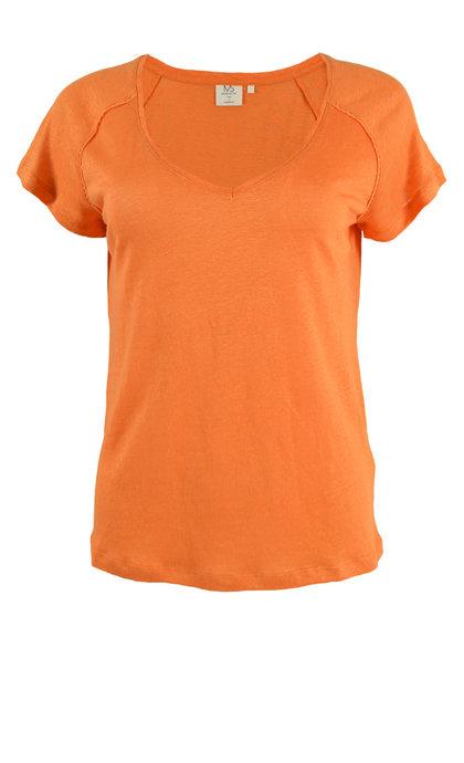 Marie Sixtine Caro T-shirt Tangerine
