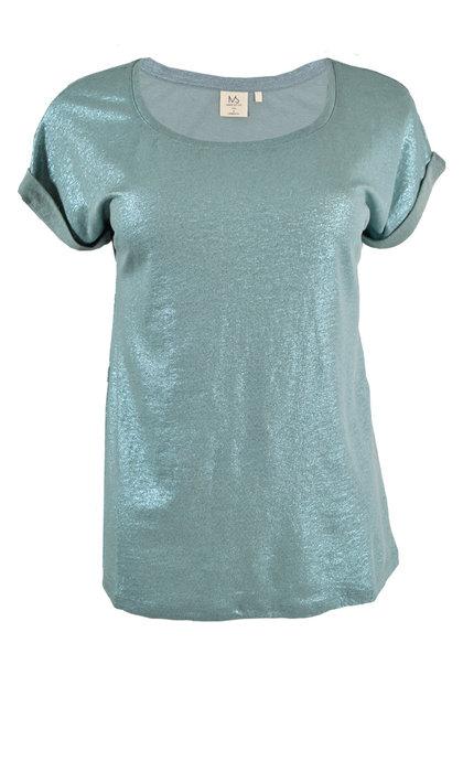 Marie Sixtine Angela T-shirt Sauge