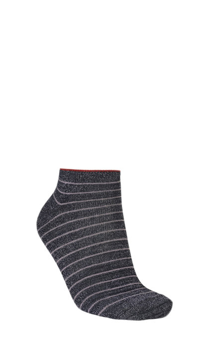Becksondergaard Dollie Stripe Sock Navy Blue