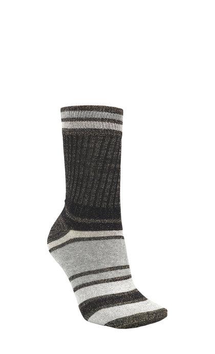 Becksondergaard Daphne Block Sock Black