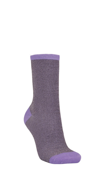 Becksondergaard Dina Solid Coll Purple