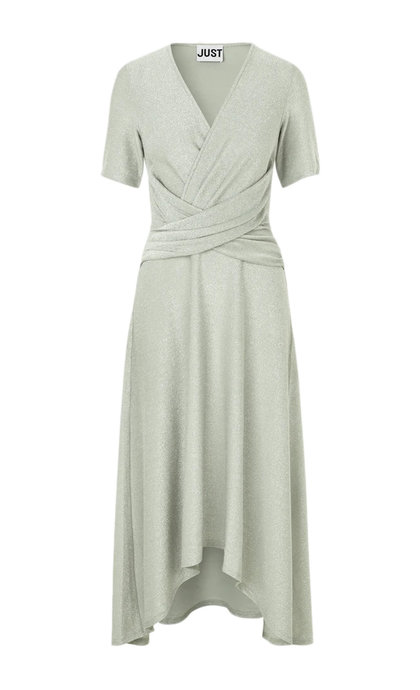 Just Female Utopio Dress Celadon Green
