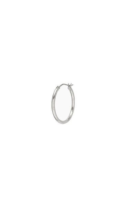 Wildthings Collectables Wild Classic Earring Silver Small (20mm)