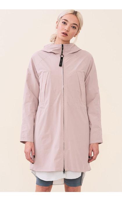 Elvine Othilia Violet Ice Summer Coat