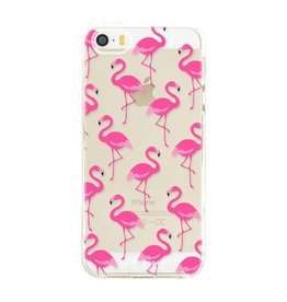 FOONCASE Iphone SE - Flamingo