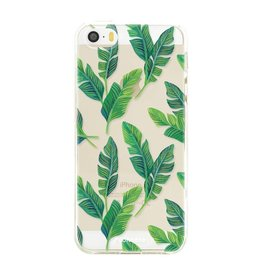 FOONCASE Iphone SE - Banana leaves