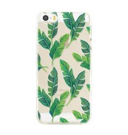 FOONCASE Iphone SE - Bananenblätter