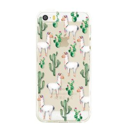 FOONCASE Iphone SE - Lama