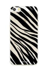 Apple Iphone SE Handyhülle - Zebra