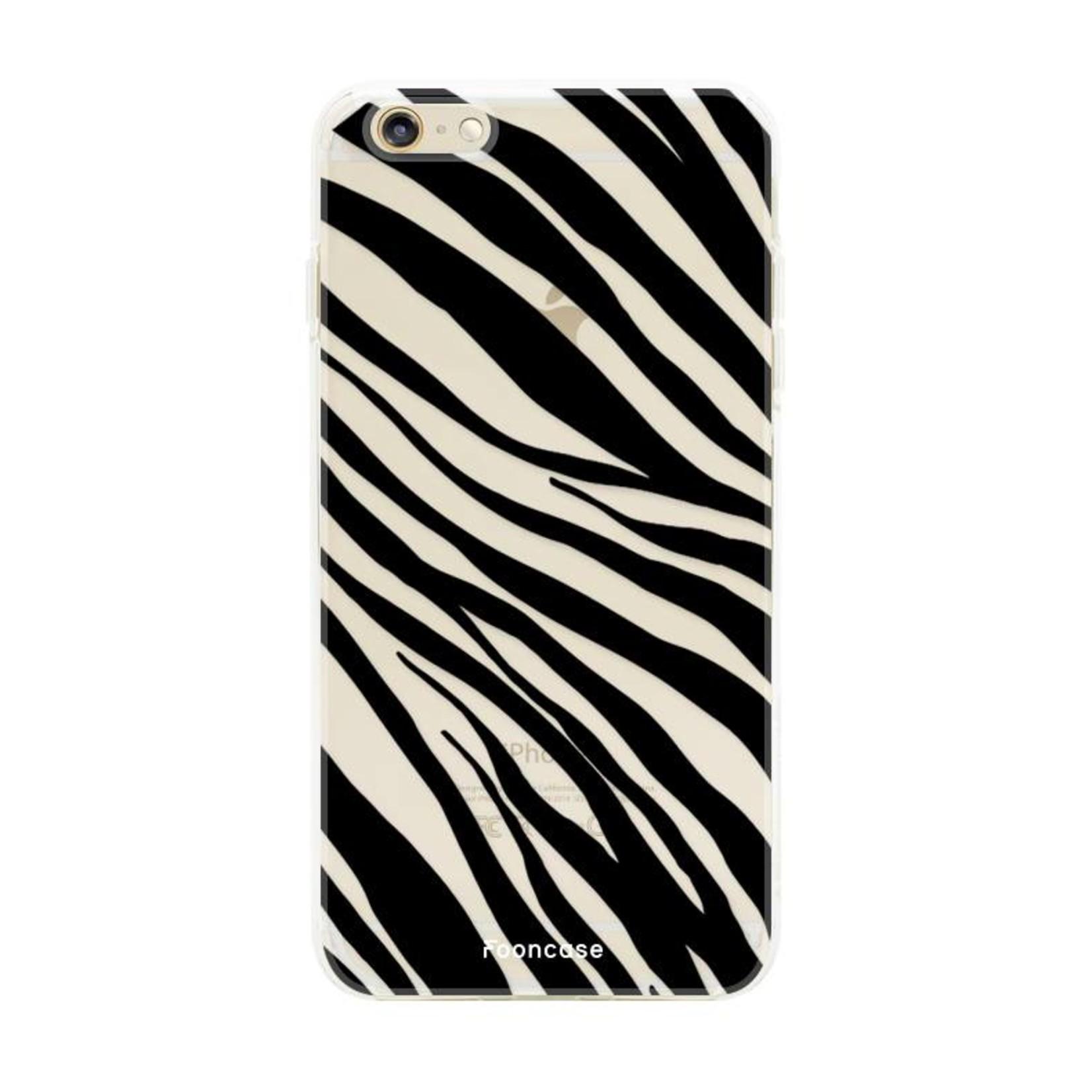 FOONCASE Iphone 6 Plus Handyhülle - Zebra