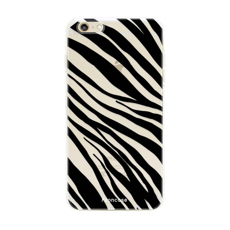 Apple Iphone 6 Plus Handyhülle - Zebra