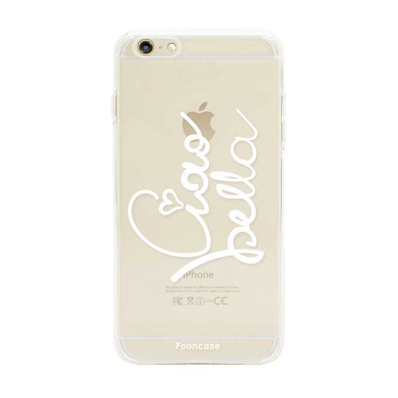 Apple Iphone 6 Plus Handyhülle - Ciao Bella!