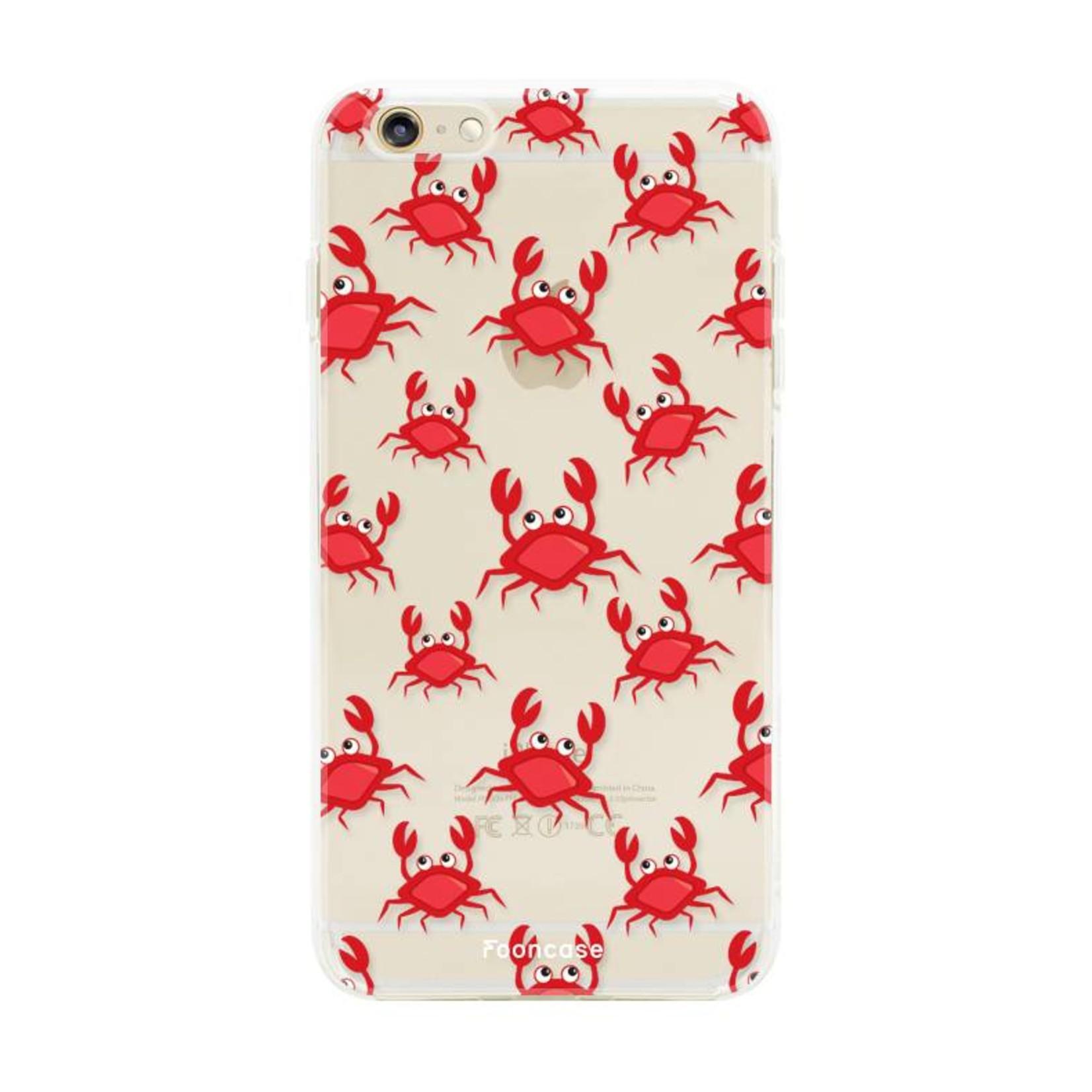 FOONCASE Iphone 6 Plus Handyhülle - Krabben