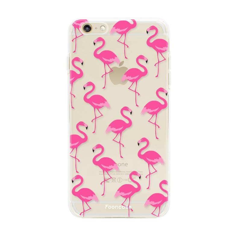 FOONCASE Iphone 6 / 6S Handyhülle - Flamingo