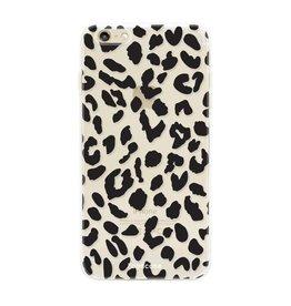 FOONCASE Iphone 6 / 6S - Luipaard print