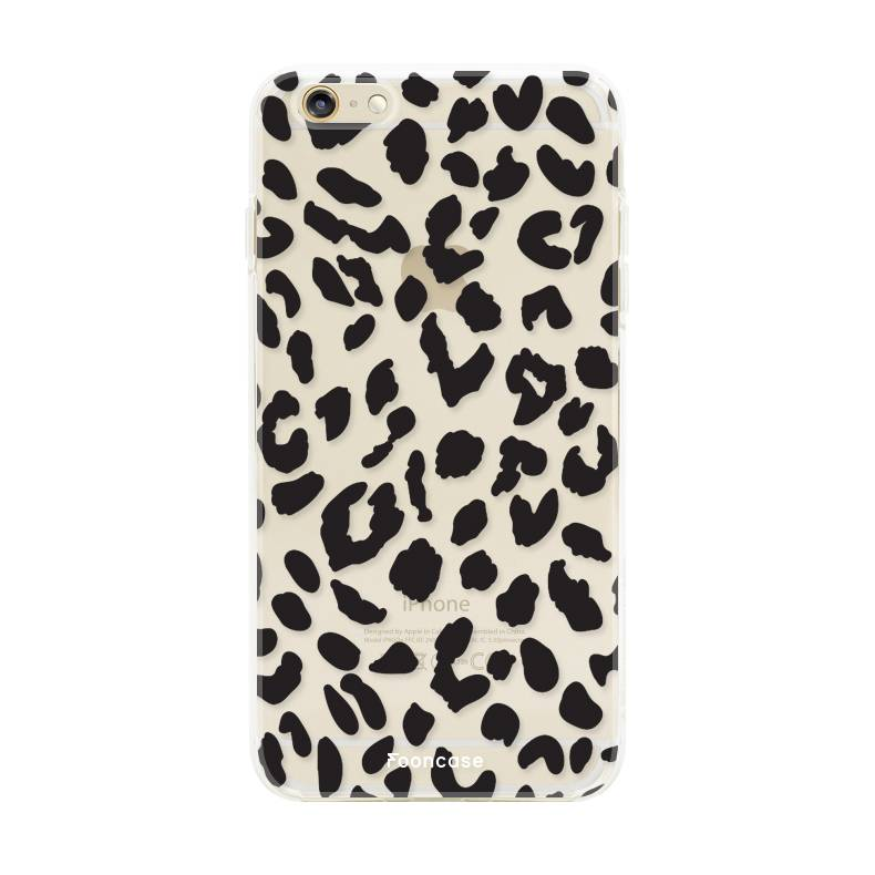 Apple Iphone 6 / 6S Handyhülle - Leopard