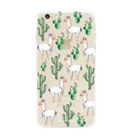 FOONCASE Iphone 6 / 6S - Lama
