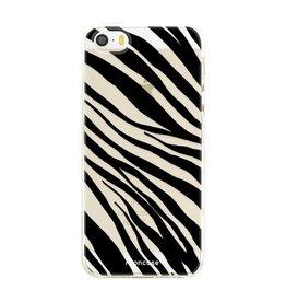 FOONCASE Iphone 5 / 5S - Zebra