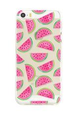 Apple Iphone 5 / 5S Handyhülle - Wassermelone