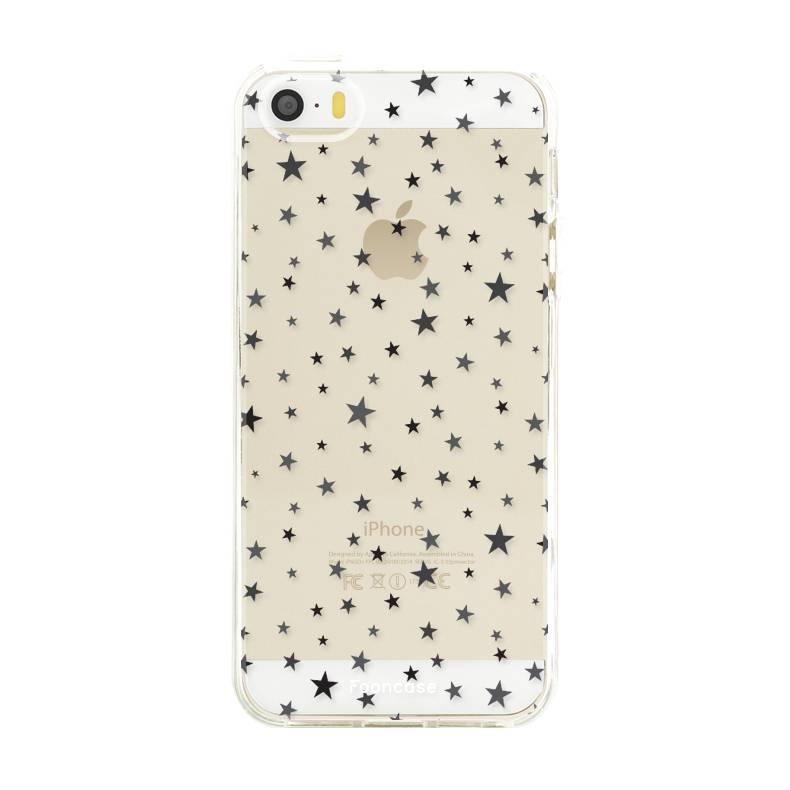 Apple Iphone 5 / 5S Handyhülle - Sterne