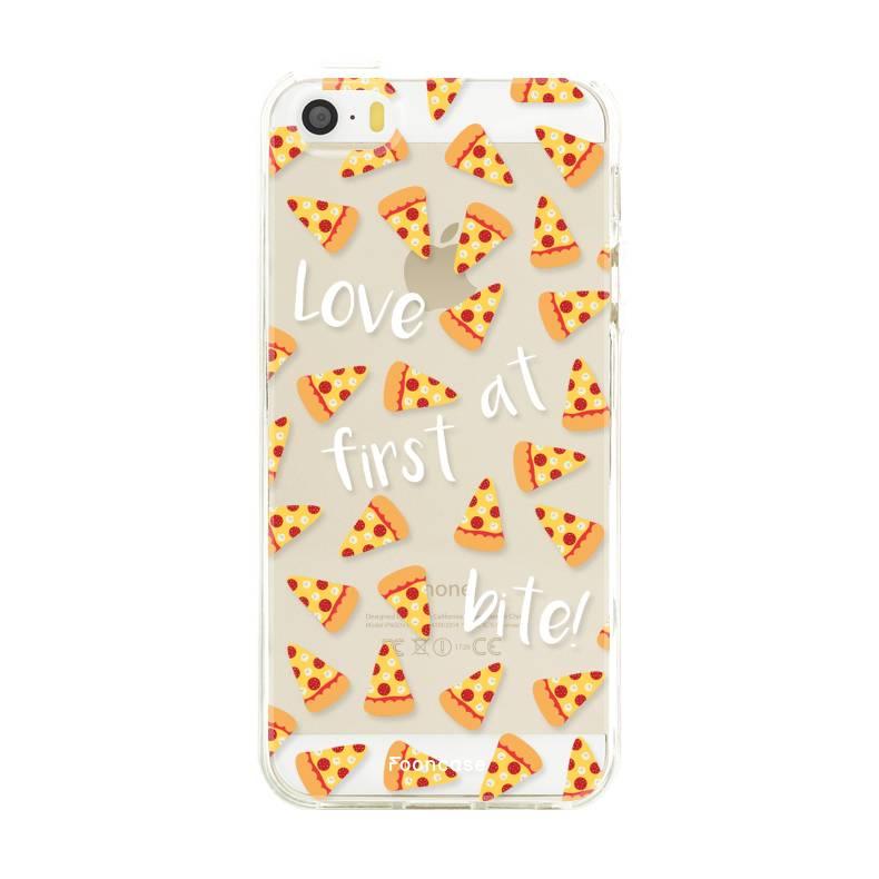 FOONCASE Iphone 5 / 5S Case - Pizza