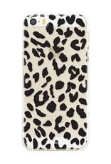 FOONCASE Iphone 5 / 5S Handyhülle - Leopard