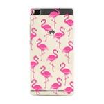 FOONCASE Huawei P8 - Flamingo