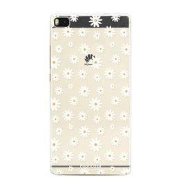 FOONCASE Huawei P8 - Gänseblümchen