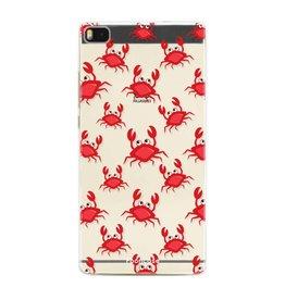 FOONCASE Huawei P8 - Crabs