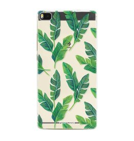 FOONCASE Huawei P8 - Banana leaves