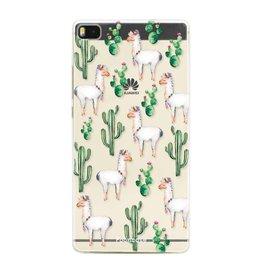 FOONCASE Huawei P8 - Alpaca