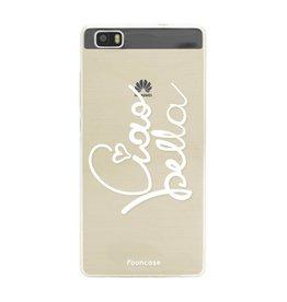 FOONCASE Huawei P8 Lite - Ciao Bella!