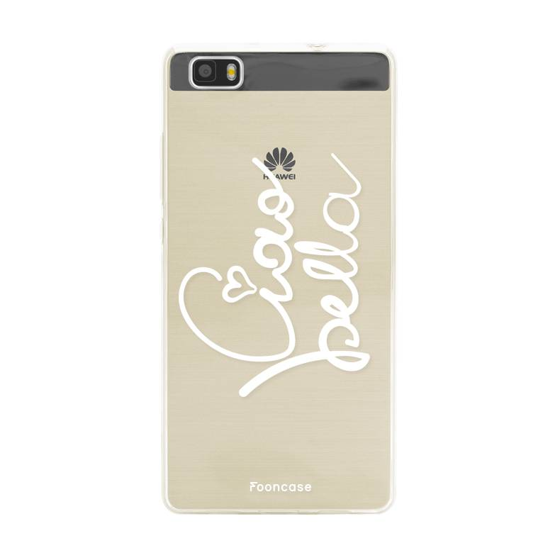 Huawei Huawei P8 Lite Handyhülle - Ciao Bella!