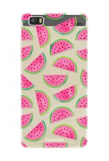 FOONCASE Huawei P8 Lite 2016 Handyhülle - Wassermelone