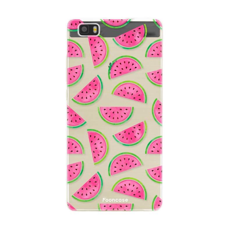 FOONCASE Huawei P8 Lite 2016 Case - Watermelon