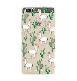 FOONCASE Huawei P8 Lite - Alpaca