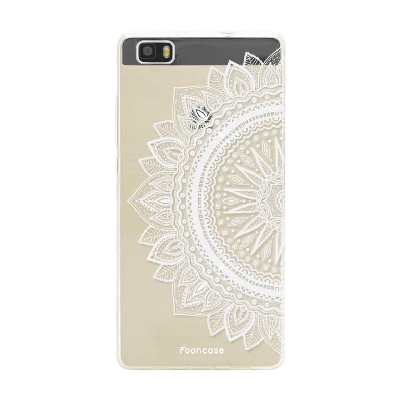 FOONCASE Huawei P8 Lite 2016 Case - Mandala