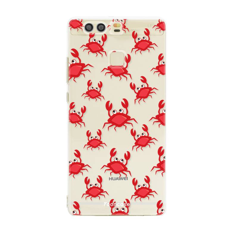FOONCASE Huawei P9 Case - Crabs