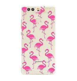 FOONCASE Huawei P9 - Flamingo
